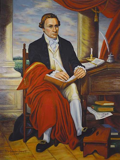 Patrick Henry - American patriot