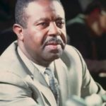 Ralph Abernathy – civil rights leader