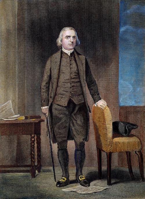 Samuel Adams - colonial leader
