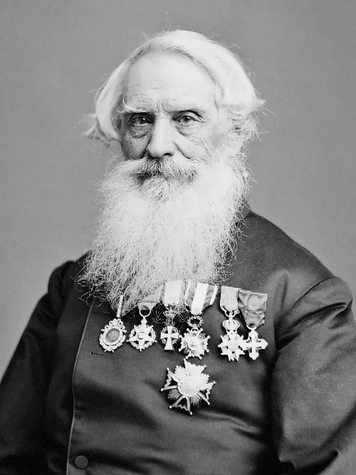 Samuel Morse - great inventor