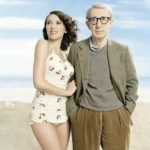 Woody and Scarlett Johansson