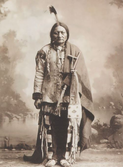 Sitting Bull – Indian chief