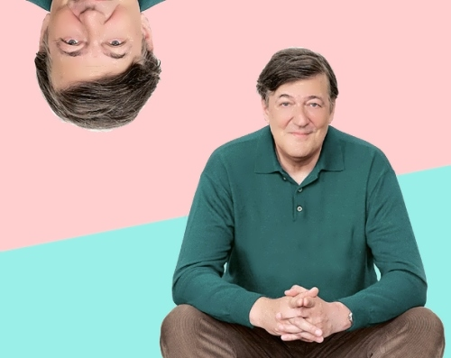 Stephen Fry - successful novelist