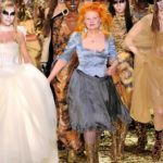 Westwood - most extravagant female