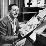 Walt Disney – great cartoonist