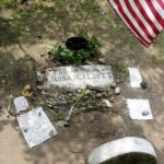 Grave of Louisa May Alcott