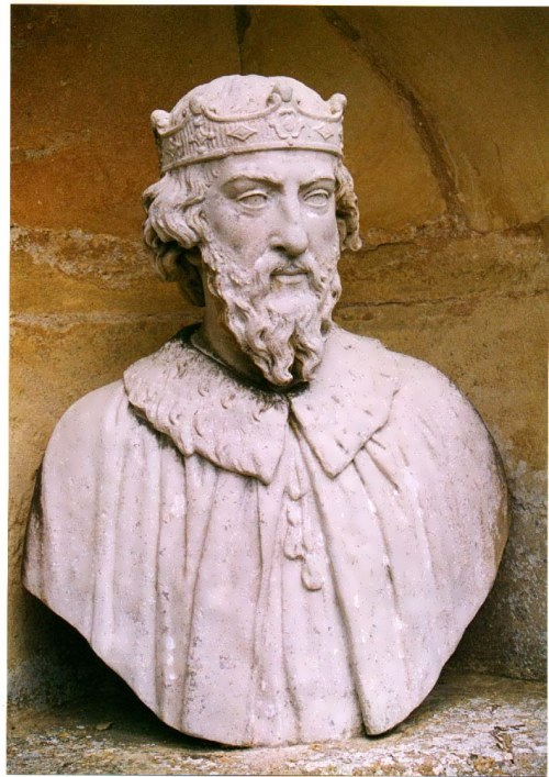 Bust of Alfred the Great