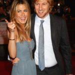 Aniston and Owen Wilson