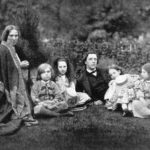 Lewis Carroll with children