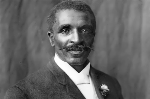George Washington Carver - agricultural chemist