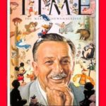 Disney on the cover of Time magazine