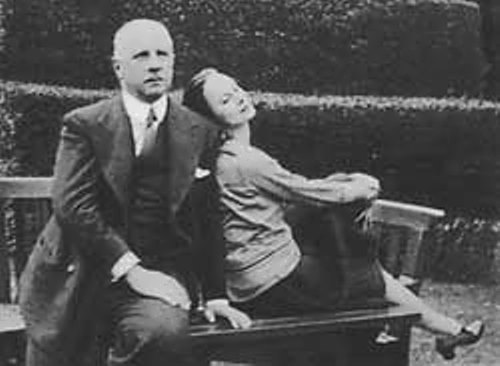 Anna Pavlova and Victor Dandre