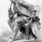 Statue of Diderot