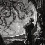 Illustration to Twenty Thousand Leagues Under the Sea
