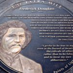 Frederick Douglass - leader of the movement to abolish slavery