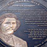 Frederick Douglass - leader of the movement to abolish slavery