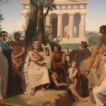 Homer - major figure in ancient Greek literature