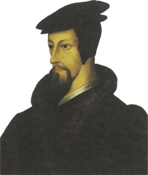 John Calvin - founder of Calvinism
