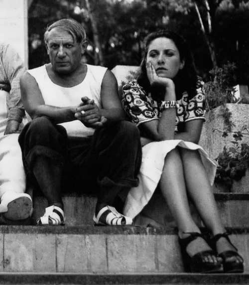 Picasso and Dora Maar