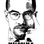 Malcolm X – major 20th-century spokesman for black nationalism