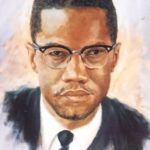 Malcolm X - African American civil rights leader