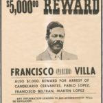 Francisco Villa - famous Mexican military commander