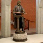 Monument to Thomas Jefferson
