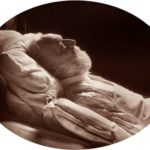 Victor Hugo on his deathbed