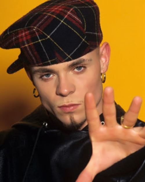 Brian Harvey - English musician