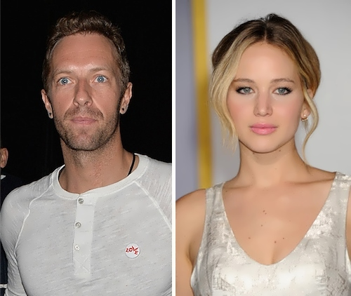 Martin and Jennifer Lawrence