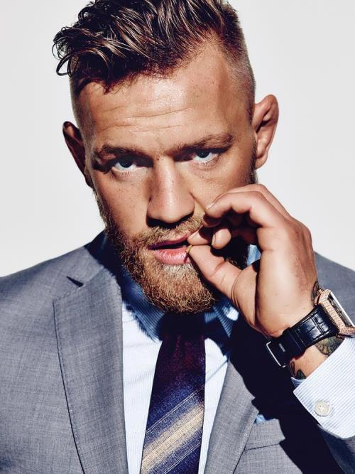 Conor Anthony McGregor – Irish fighter