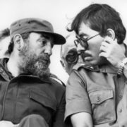 Daniel Ortega and Fidel