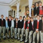 Eddie in Eton College