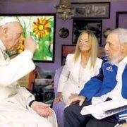 Fidel, Soto del Valle and Pope