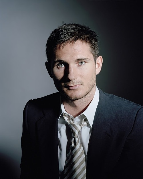 Frank Lampard – English football player