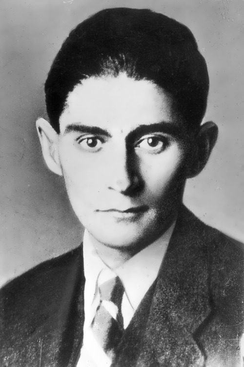 Franz Kafka - great writer