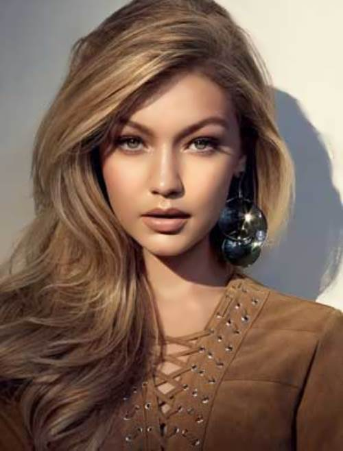 Gigi Hadid - model and television presenter