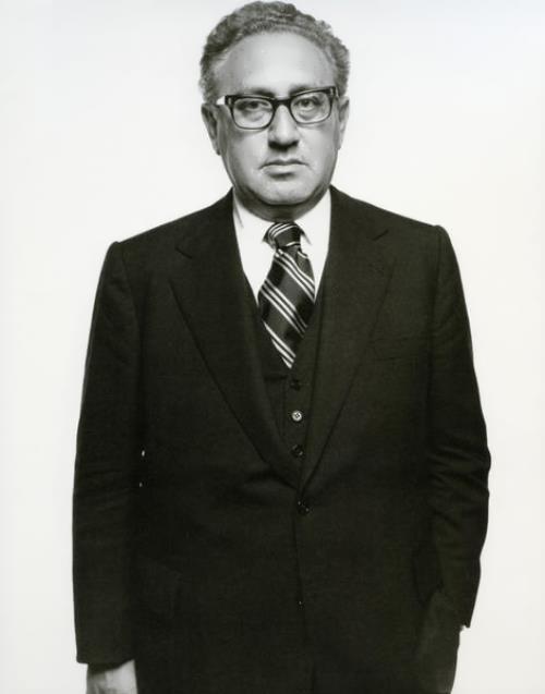 Henry Alfred Kissinger - American statesman