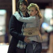 Scarlett Johansson and Jared Leto