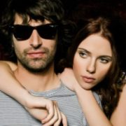 In 2007 Scarlett Johansson and Pete Yorn recorded a collaborative album