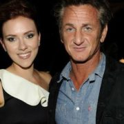 Scarlett Johansson and Sean Penn