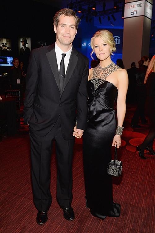 Daniel Kendall and Megyn Kelly
