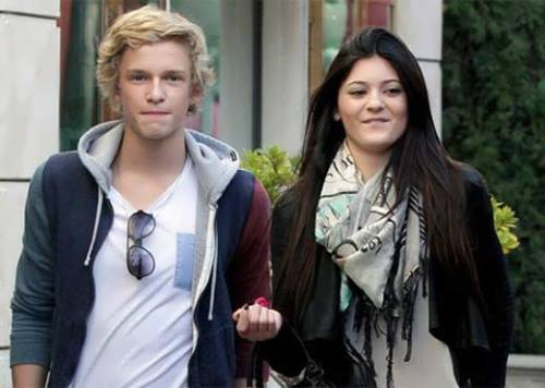 Kylie Jenner and Cody Simpson