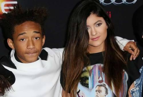 Kylie Jenner and Jaden Smith