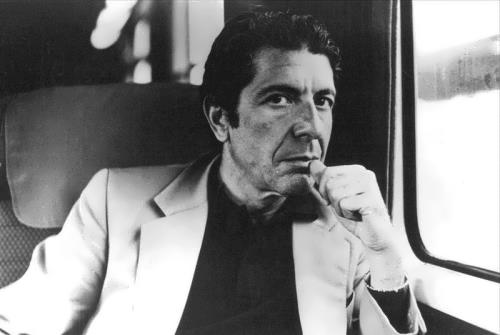 Leonard Cohen - Canadian poet and writer