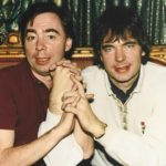 Lloyd Webber and his brother Julian