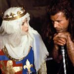 Sophie and Mel Gibson