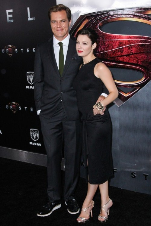 Michael Shannon and Kate Arrington