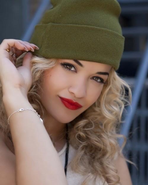 Rita Ora - actress and singer