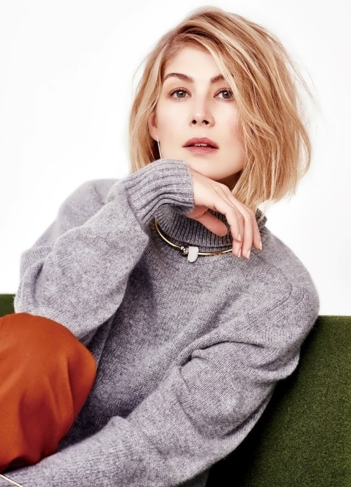 Rosamund Pike – English actress